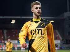 Danny Verbeek vertrekt bij NAC en keert terug bij FC Den Bosch