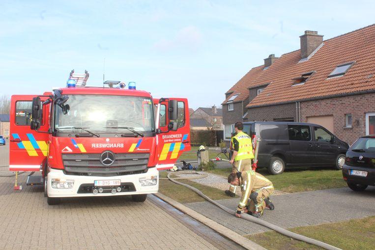 Brandweerzone Oost Brabant op interventie