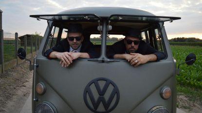 Renaat en Andy starten in Budapest Rally