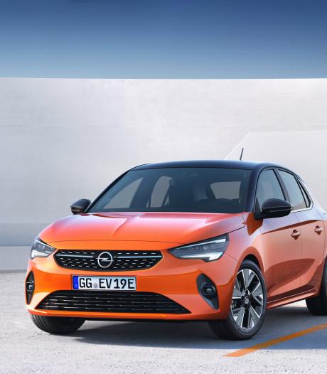 Nieuwe Opel Corsa onthuld: ook elektrisch