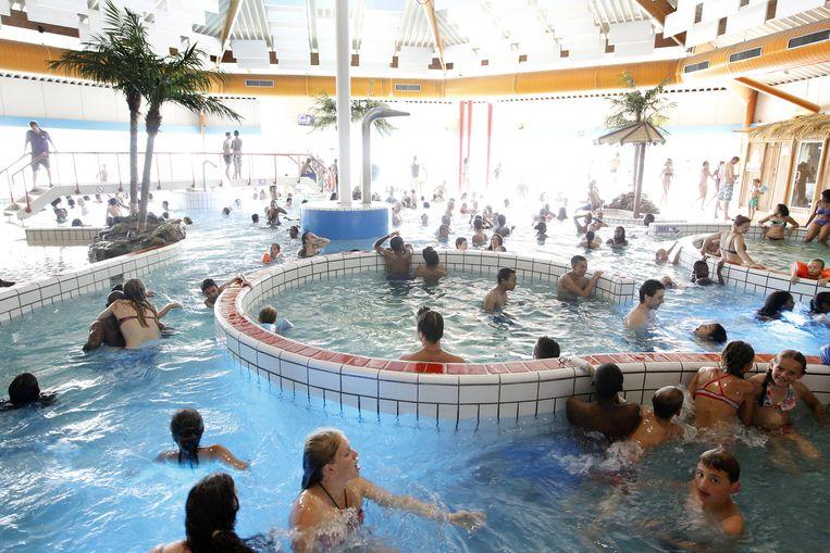 Zwembad De Fakkel in Ridderkerk. Beeld ANP
