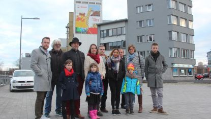 Protest tegen groei Tereos Syral