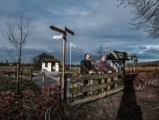 Opgeknapt Uutbloashuukske Spijk is een knooppunt in coronatijd: 'Laat het mooie weer maar komen'