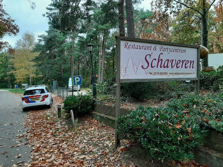 Drugslab opgerold in voormalig partycentrum op de Veluwe