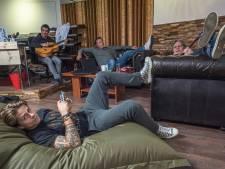 Zo maakt André Hazes nieuwe liedjes in Espelo