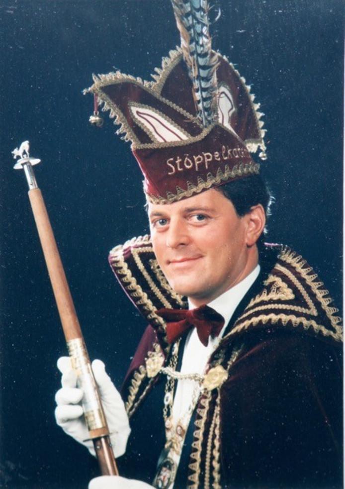 Prins Carnaval 1988 van Stöppelkaters, Ruud Hendriks