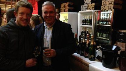 """Winefair breekt records in Hal 5: 4.000 bezoekers. """"Steeds meer jonge mensen zijn geboeid door wijn"""", zegt organisator Stefan Frissen"""