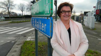 """Mieke Vertriest: """"Middenstand Aalter heeft nood aan centrummanager"""""""