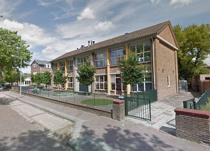 IKC Regenboog aan de Lijsterlaan in Oss.
