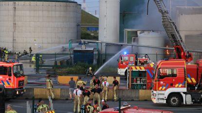 VIDEO. Brand richt zware schade aan in biogascentrale