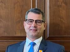 Erik Ronnes Ridder in de Orde van Oranje-Nassau