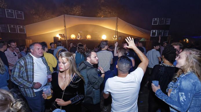 losjes festival engelermeer