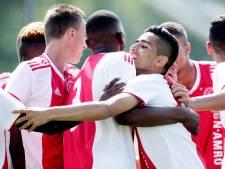 Ajax via Anderlecht naar finale Future Cup