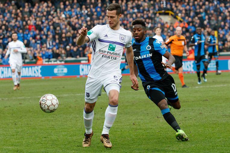 Waals duel opent Play off 1, Anderlecht Club Brugge op