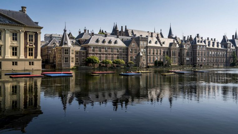 Het Binnenhof. Beeld anp