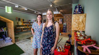 """Thuisverpleegster Mieke (30) ziet haar droom uitkomen: """"Een eigen kinderwinkel in mijn gemeente, zalig"""""""