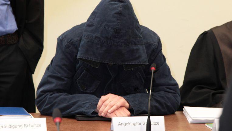 Een van de verdachten, Carsten S. Beeld Getty Images