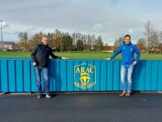 Atletiekclub ARAC krijgt steun van paralympiër Benny Govaerts voor kunststofpiste