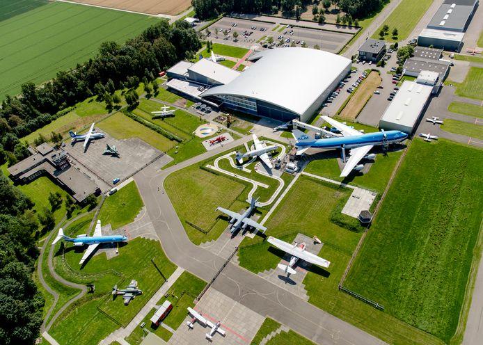 Luchtvaart-themapark Aviodrome in Lelystad.