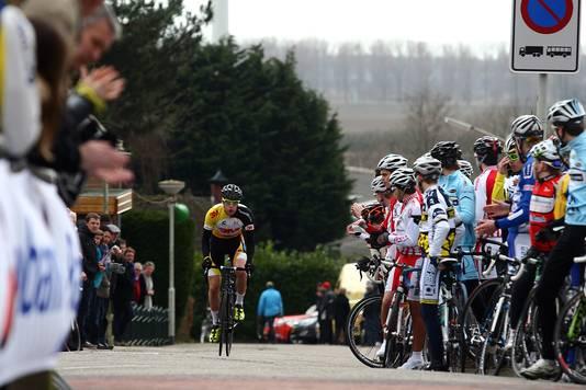 In 2013 won de Belg Tom Govaerts de Ronde van Woensdrecht bij de elite/beloften. Die categorie trekt ook komende zondag als eerste over de Rijzendeweg, voor de junioren en nieuwelingen.