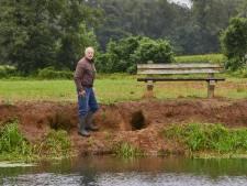 Natuurliefhebbers bij de Berkel in Almen luiden noodklok over loslopende honden: 'Ze negeren me gewoon'