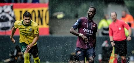 Willem II mist Fernando Lewis tegen Emmen