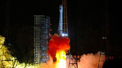 China lanceert sonde die donkere zijde van de maan moet verkennen