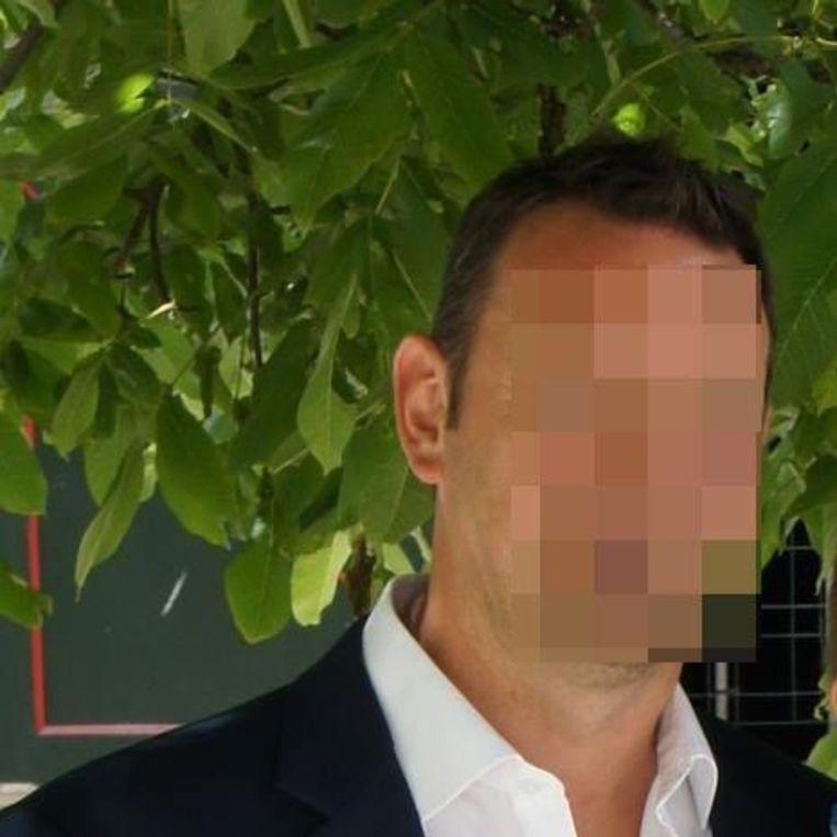 Politiecommissaris Agim D.