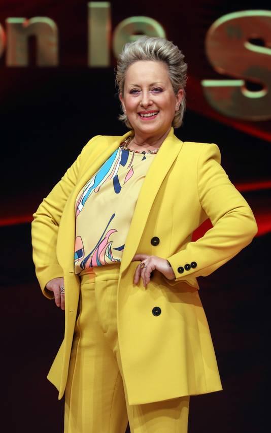 Carolyn Smith bij de Italiaanse Dancing with the Stars