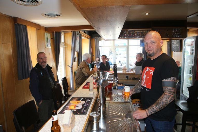 Jan Struyven is de nieuwe baas van Café Industrie.