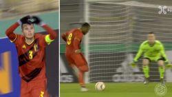 Belgische beloften stunten met overwinning tegen Duitsland, Openda twee keer aan het kanon