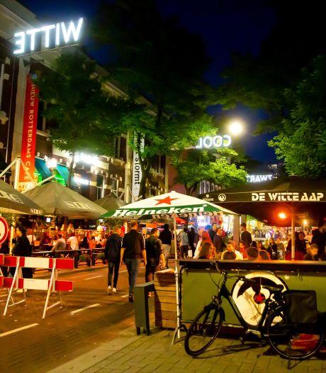 Eindelijk duidelijkheid na 2,5 jaar: cafébazen zaten niet fout toen gasten biertje buiten 't terras dronken