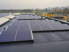 616 Zonnepanelen op dak gemeentewerf Ootmarsum