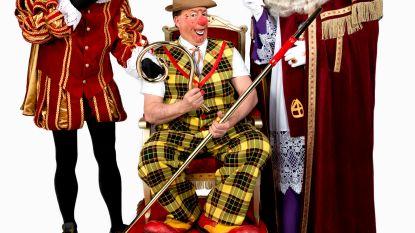 Sint en clown bouwen kinderfeestje op 5 december