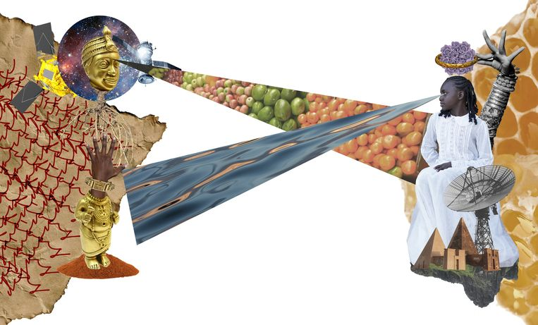 null Beeld RV - Dogon Krigga (factuur gestuurd - afgekocht)