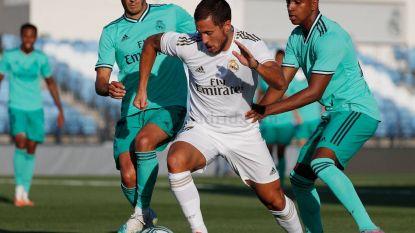 Hazard klaar om Real naar titel te loodsen