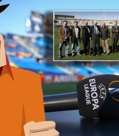 Quiz | Welke voetbalcommentator riep dat het Volksparkstadion van Oranje was?