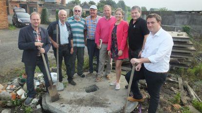 Opgegraven molensteen legt stukje geschiedenis van Wontergem en haar bekendste inwoner bloot
