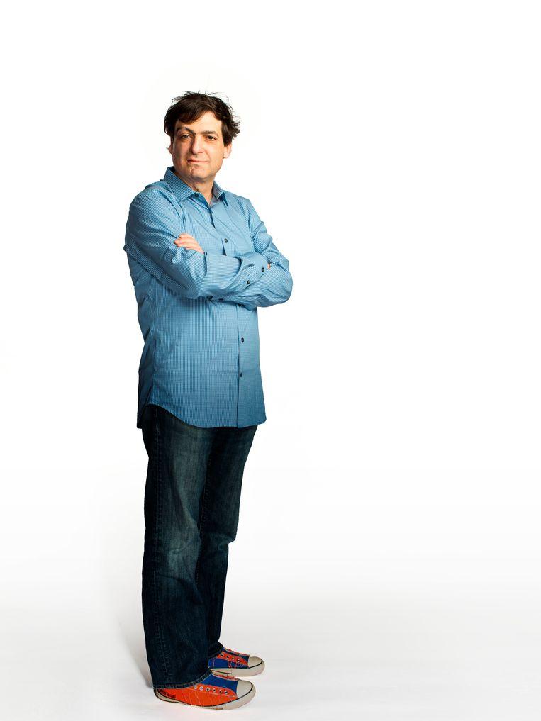 Psycholoog Dan Ariely. Beeld Corbis via Getty Images