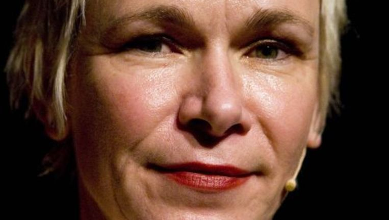 Schrijfster Christine Otten. ANP Beeld