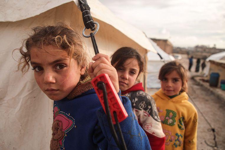 Beeld ter illustratie, het conflict heeft het voorbije jaar aan zeker 11.215 mensen het leven gekost.