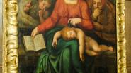 Nog geen nieuwe informatie over gestolen schilderij uit kerk