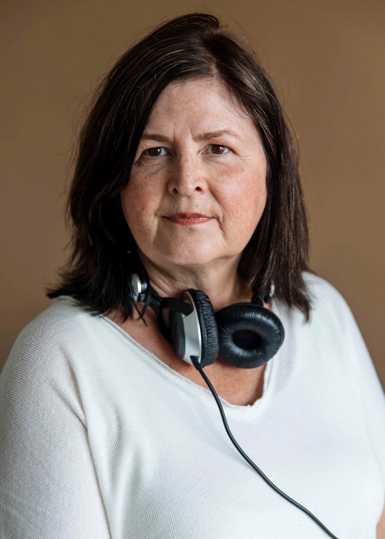 """Saskia Laval: 'Laval: """"Ik wil niet respectloos zijn, maar ik kan zo tot mijn tachtigste doorgaan.' Beeld Lin Woldendorp"""