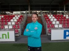 Daverveld maakt profdebuut bij Jong PSV