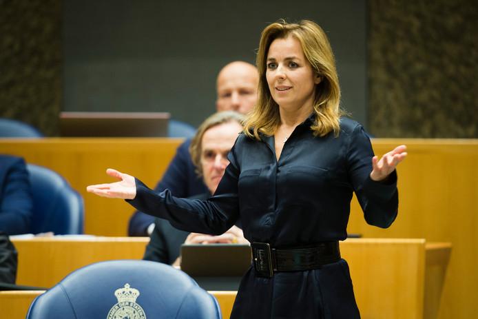 Marianne Thieme in de Tweede Kamer