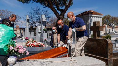 Meer dan 800 nieuwe sterfgevallen in Spanje, ook daar nu meer besmettingen dan in China