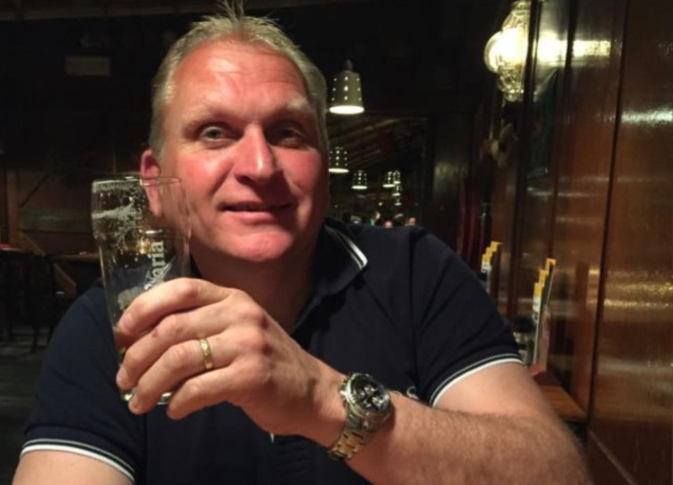 Dirk Dalebout uit Dordrecht wordt sinds donderdagochtend 1 augustus vermist.