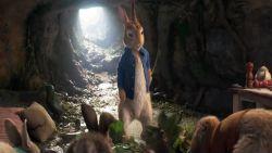 Pure nostalgie: ondeugend konijn Peter Rabbit is terug in nieuwe animatiefilm
