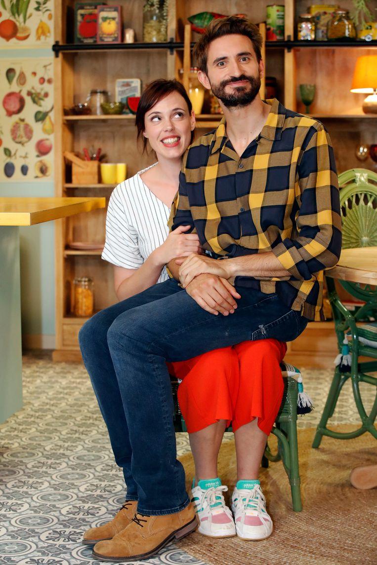 In 'De Hoppers' speelt Bill de overdreven zorgzame huisman Geert. Samen met zijn vrouw Jackie (Liesa Naert) heeft hij twee kinderen.