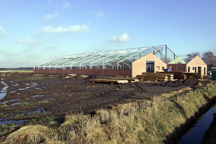 Berkellandse boeren die de laatste vijf jaar een nieuwe stal bouwden, hebben waarschijnlijk onterecht leges betaald.